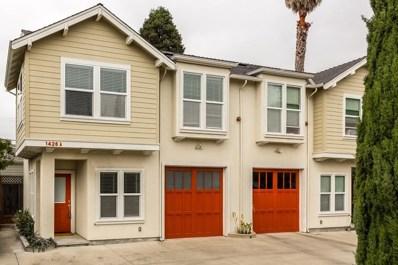 1426 Seabright Avenue UNIT A, Santa Cruz, CA 95062 - #: ML81712731