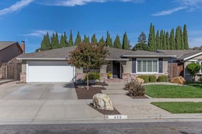 489 Barron Park Court, San Jose, CA 95136 - #: ML81723767