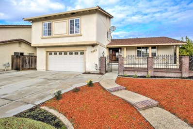 2683 Glen Doon Court, San Jose, CA 95148 - #: ML81732822
