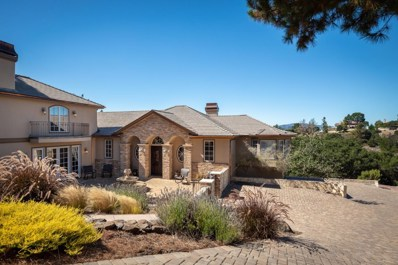 25440 Via Cicindela, Carmel, CA 93923 - #: ML81735985