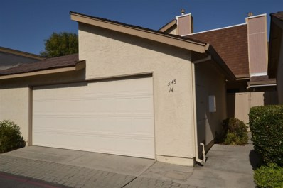 3145 Loma Verde Drive UNIT 14, San Jose, CA 95117 - #: ML81774430