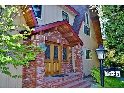 180 Grass Valley #36, Lake Arrowhead, CA 92352 - #: 2180759