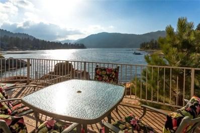 730 Tayles, Big Bear Lake, CA 92315 - #: 2181881