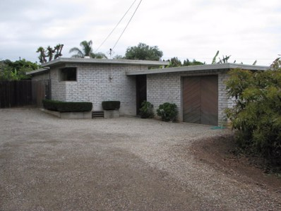 234 Toro Canyon Rd, Carpinteria, CA 93013 - #: 18-1545