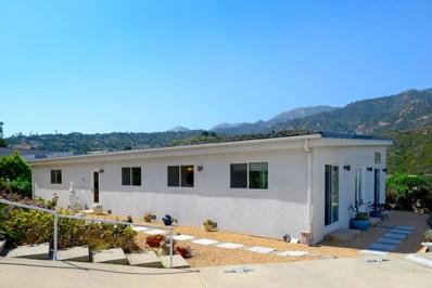 317 Conejo Rd, Santa Barbara, CA 93103 - #: 18-2754