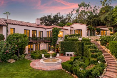 1050 Cold Springs Rd, Montecito, CA 93108 - #: 18-3181