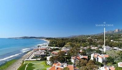 41 Seaview Dr, Santa Barbara, CA 93108 - #: 18-3183