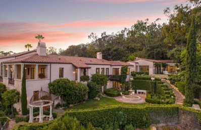 1050 Cold Springs Road, Montecito, CA 93108 - #: 18-3185
