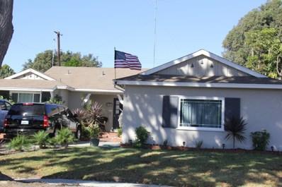5219 Dartmouth St, Ventura, CA 93003 - #: 18-3972