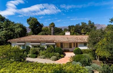 1544 San Leandro Ln, Montecito, CA 93108 - #: 19-1349