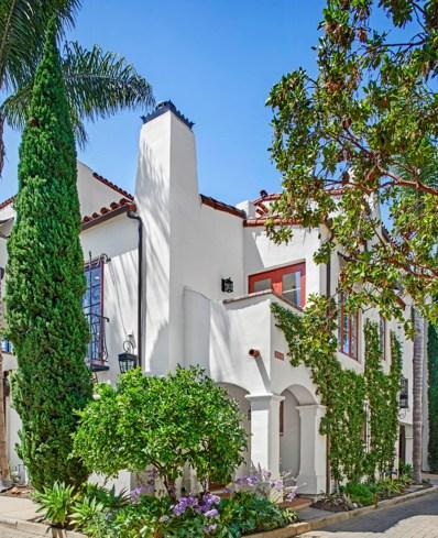 216 Santa Barbara St UNIT C, Santa Barbara, CA 93101 - #: 19-3098