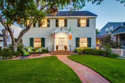 1026 Flora Avenue, Coronado, CA 92118 - #: 180043785