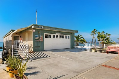 213 S Pacific UNIT E,F, Oceanside, CA 92054 - #: 180065334