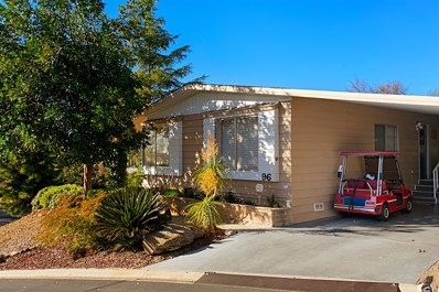18218 Paradise Mountain Rd UNIT Space 96, Valley Center, CA 92082 - #: 190001129