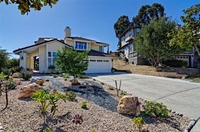 1407 Lisa Way, Escondido, CA 92027 - #: 190002112