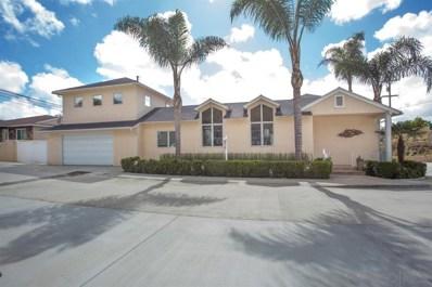605 W Redwood St, San Diego, CA 92103 - #: 190002151