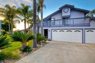 894 Quail Hill Dr, San Marcos, CA 92078 - #: 190005827