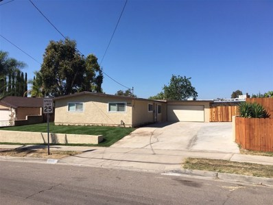9152 Orville St, spring valley, CA 91977 - #: 190006197