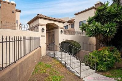 2608 Broadway UNIT 9, San Diego, CA 92102 - #: 190006477