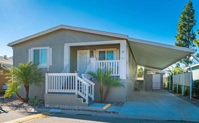 200 N El Camino Real UNIT 317, Oceanside, CA 92058 - #: 190007958