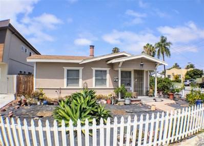 4780 Mansfield St, San Diego, CA 92116 - #: 190008224