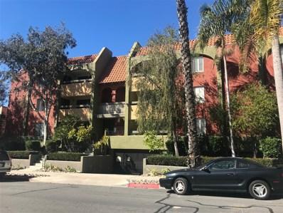 3930 Centre St. UNIT 202, San Diego, CA 92103 - #: 190008225