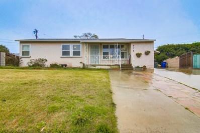 631 Belinda Way, Chula Vista, CA 91910 - #: 190009617