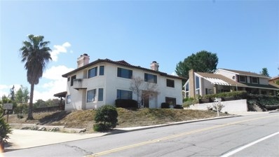 15576 Vista Vicente Drive, Ramona, CA 92065 - #: 190012110