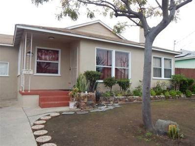 1774 39th St, San Diego, CA 92105 - #: 190012325