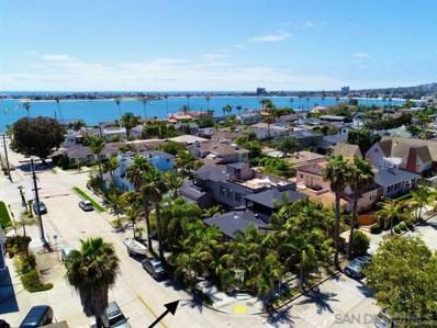 3506 Promontory Street, Pacific Beach, CA 92109 - #: 190015234