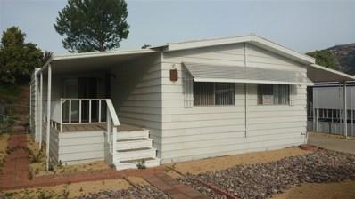 15420 Olde Highway 80 UNIT 226, El Cajon, CA 92021 - #: 190016813