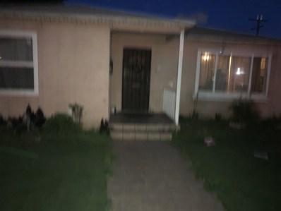 805 41st. Street, San Diego, CA 92102 - #: 190016921