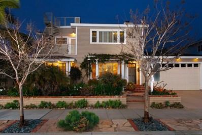 3509 Bayonne Dr, San Diego, CA 92109 - #: 190016999