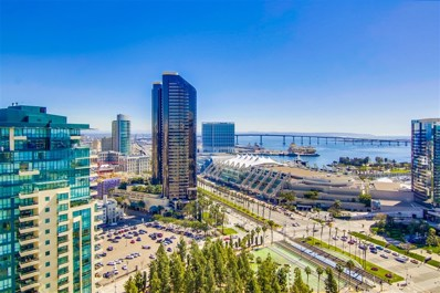 550 Front St UNIT 2102, San Diego, CA 92101 - #: 190018275