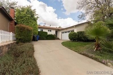 8840 Fabienne Way, La Mesa, CA 91941 - #: 190018531