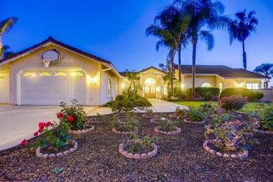 1215 Knob Hill Rd, San Marcos, CA 92069 - #: 190018959