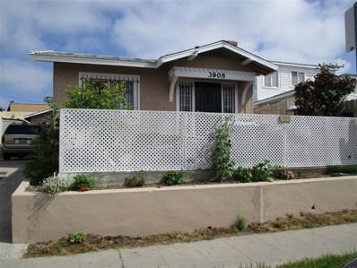 3908 Wightman Street, San Diego, CA 92105 - #: 190019025