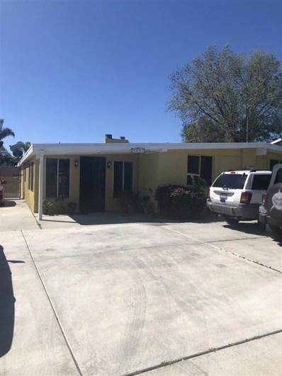 3821 Linda Vista Dr, San Marcos, CA 92078 - #: 190019108