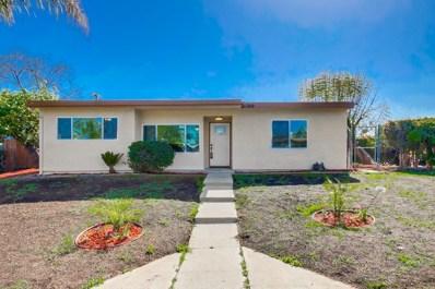 749 Olivewood Terrace, San Diego, CA 92113 - #: 190019288