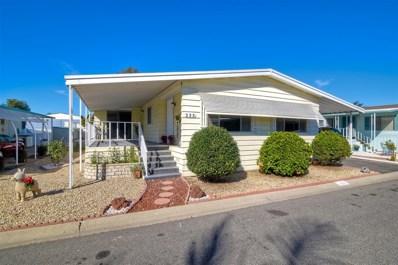 200 N El Camino Real UNIT SPC 233, Oceanside, CA 92058 - #: 190019480