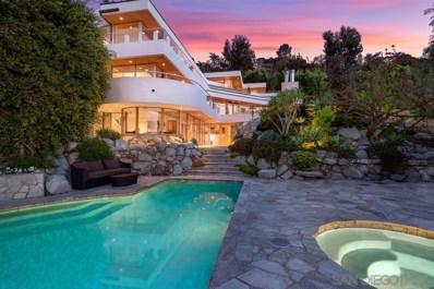 7510 Hillside Drive, La Jolla, CA 92037 - #: 190020279