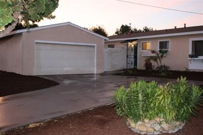 168 Palomar Street, Chula Vista, CA 91911 - #: 190020323