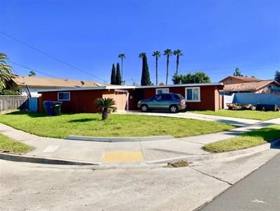 615 Cochran Avenue, San Diego, CA 92154 - #: 190020542
