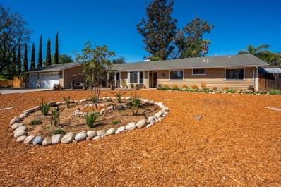 801 Steffy Rd., Ramona, CA 92065 - #: 190020740