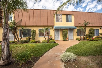 1434 Hilltop Drive UNIT 3, Chula Vista, CA 91911 - #: 190021010