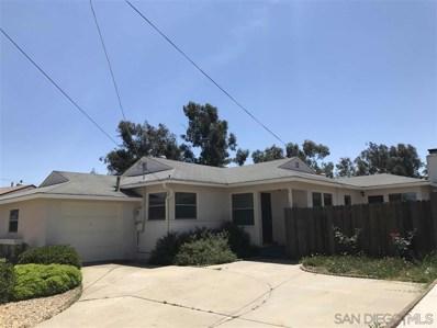 6110 Blain Pl, La Mesa, CA 91942 - #: 190021061