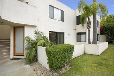 3984 Lamont St UNIT 3, San Diego, CA 92109 - #: 190021816