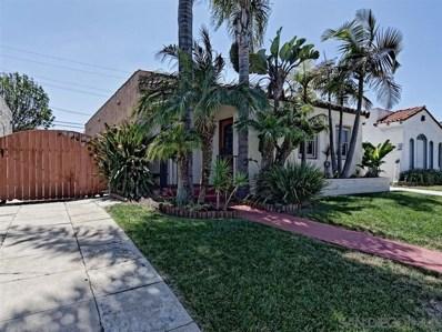 3425 Palm Street, San Diego, CA 92104 - #: 190021914