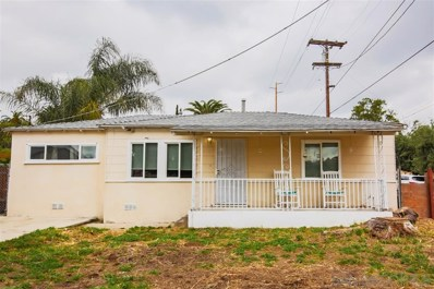 6882 Akins Ave, San Diego, CA 92114 - #: 190022170