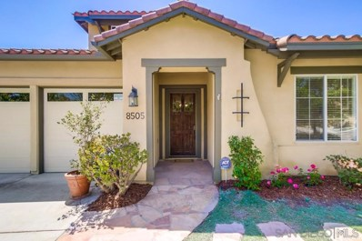8505 Adobe Bluffs Drive, San Diego, CA 92129 - #: 190022369